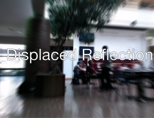 Displaced Reflection