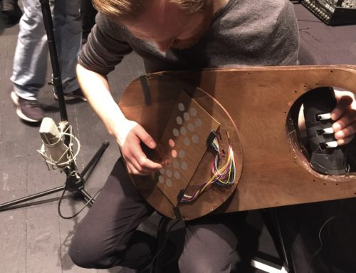 aemi – the actuated embedded musical instrument